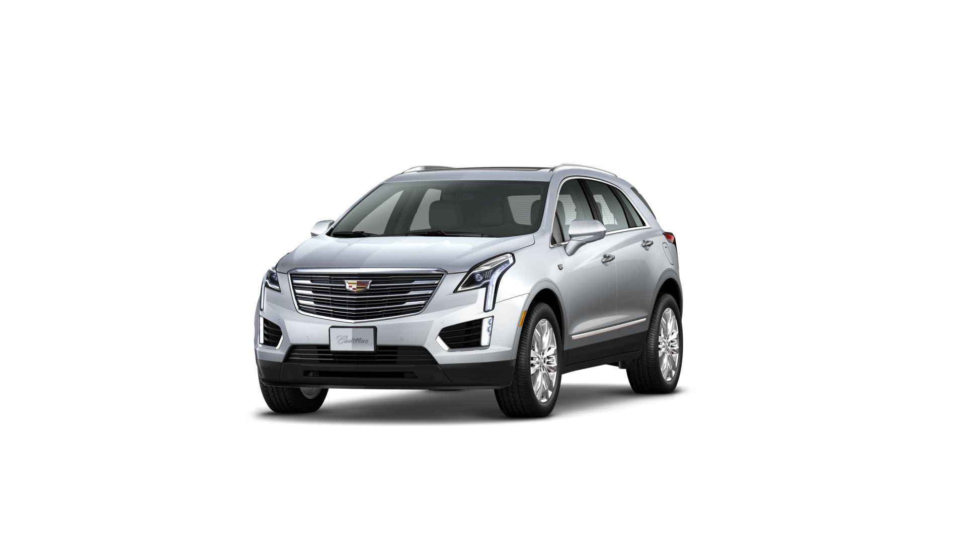 New 2017 Cadillac XT5 3.6L Premium Luxury Front Wheel Drive Crossover