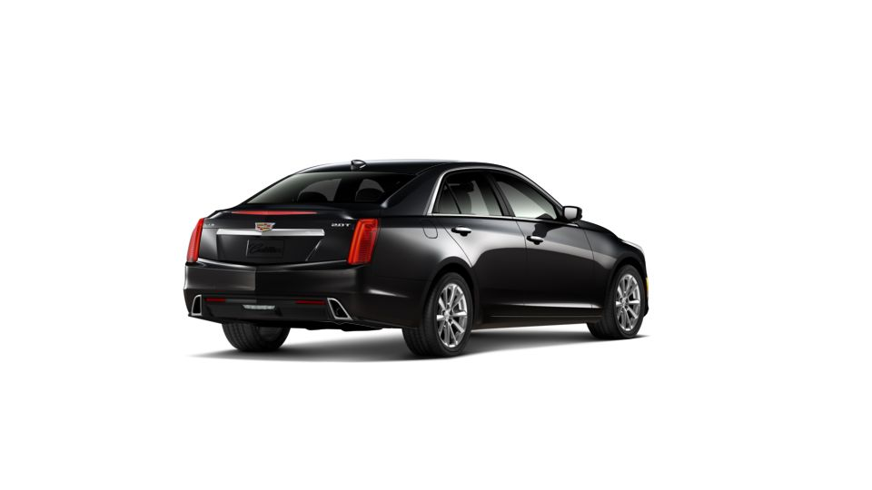 2018 Cadillac Fleet Cts Sedan Build And Price Cadillac Fleet Canada
