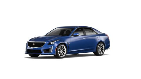 Cadillac | 2019 CTS-V - Build Your Own