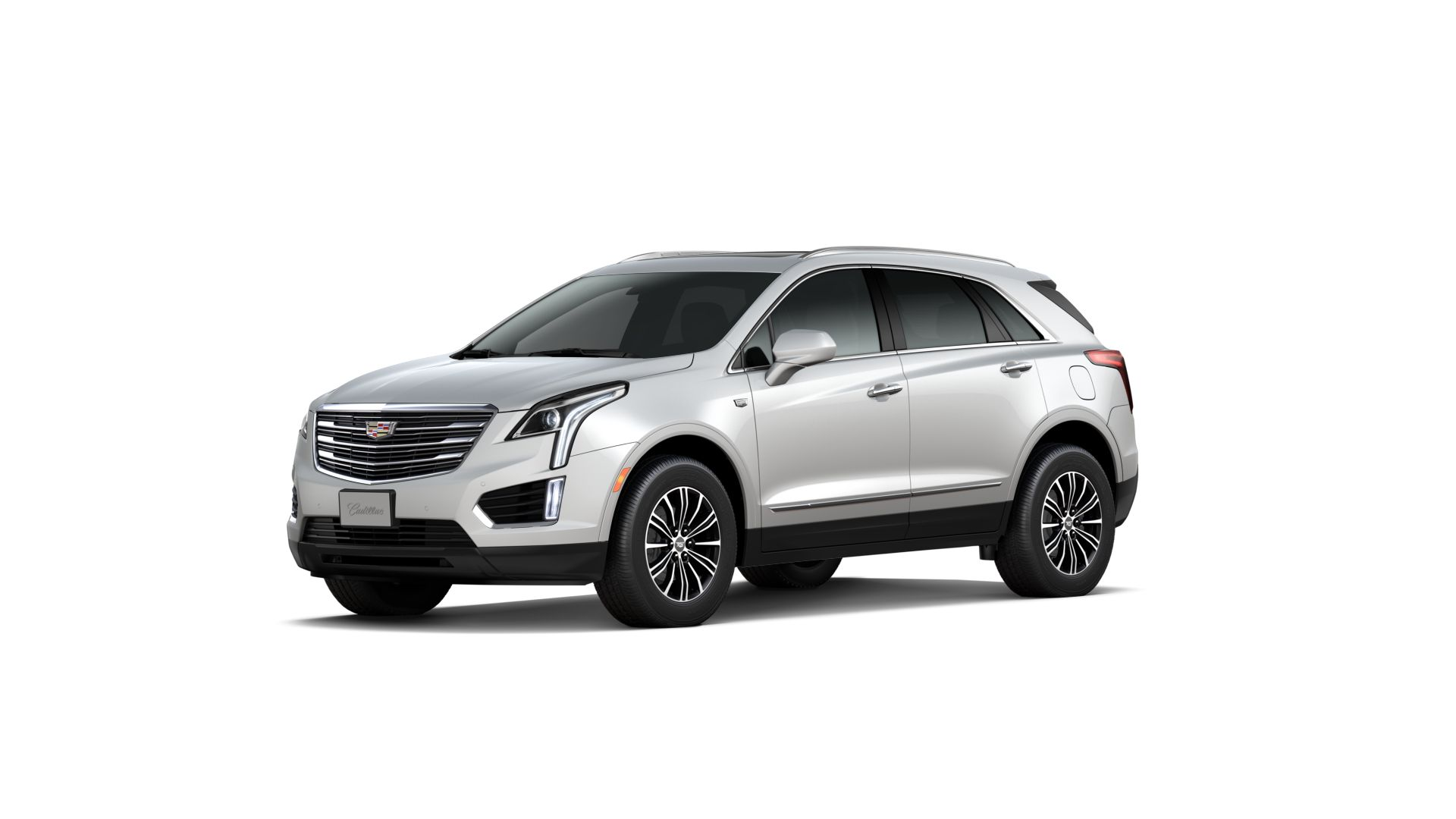 New 2019 Cadillac XT5 3.6L Luxury FWD Front Wheel Drive SUV