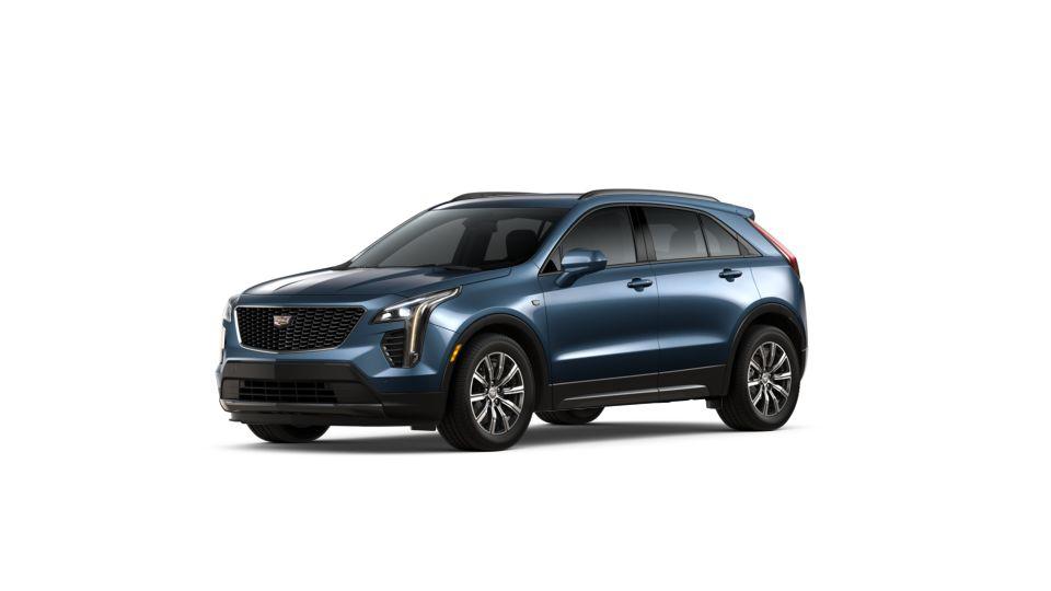 2019 Cadillac Xt4 Crossover Build And Price Cadillac Canada