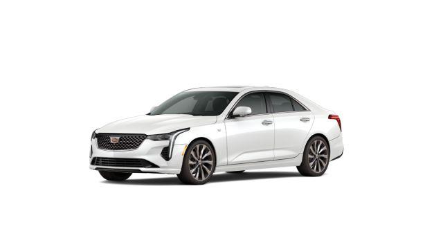 New 2020 Cadillac CT4 Premium Luxury