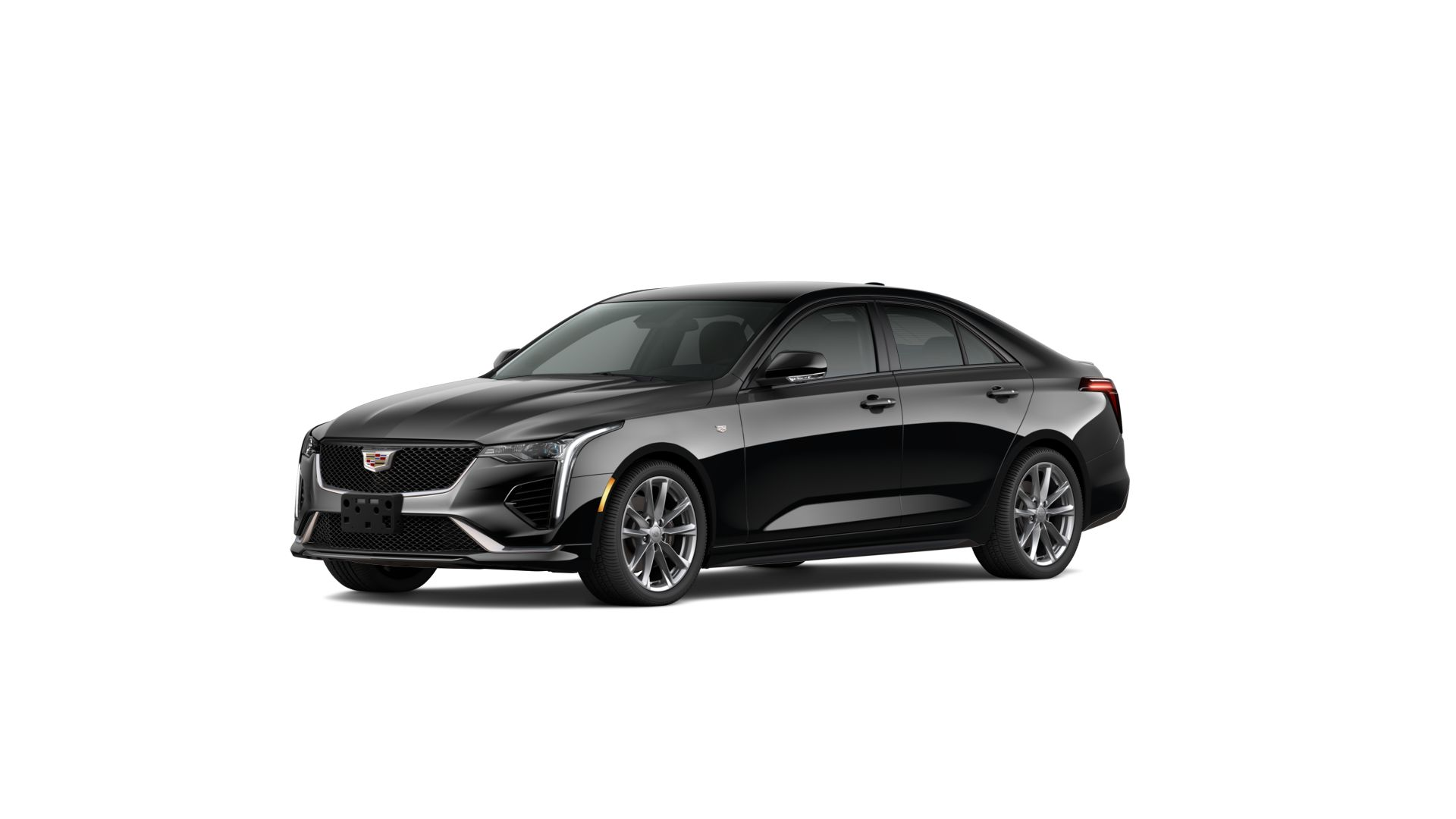 New 2020 Cadillac CT4 Sport Rear Wheel Drive Sedan