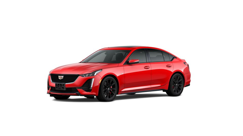 New 2020 Cadillac CT5 Sport REAR WHEEL DRIVE Sedan