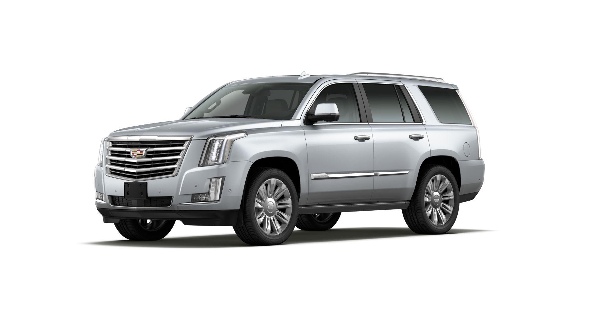 New 2020 Cadillac Escalade Platinum