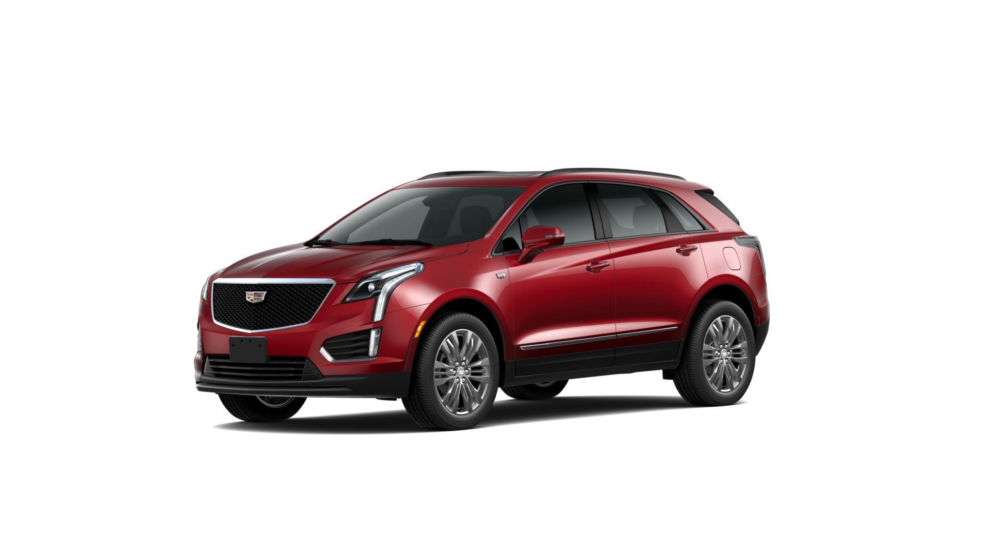 New 2020 Cadillac XT5 Sport All Wheel Drive Crossover