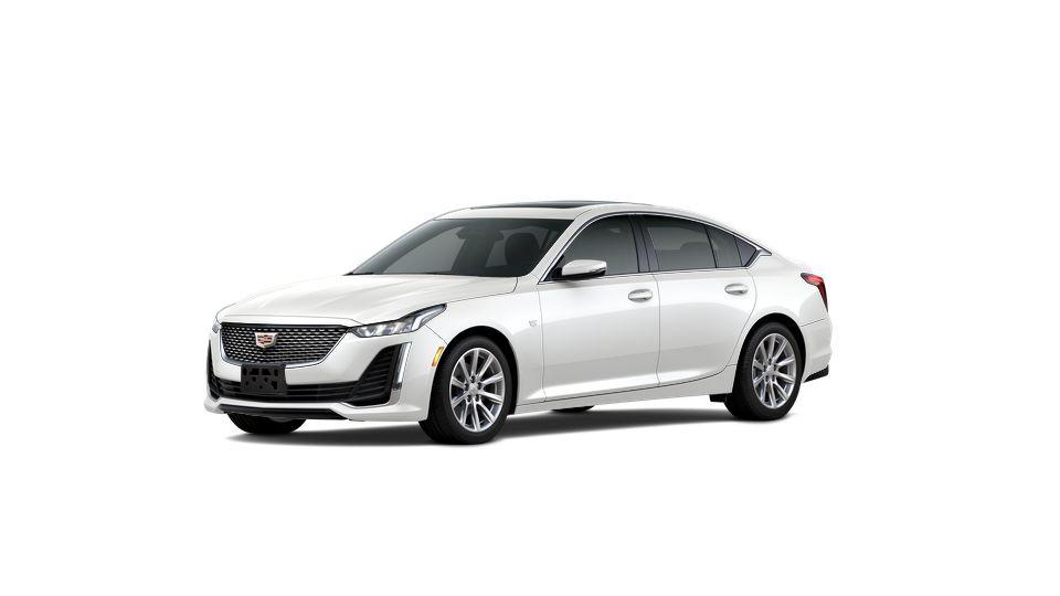 New 2021 Cadillac CT5 Luxury