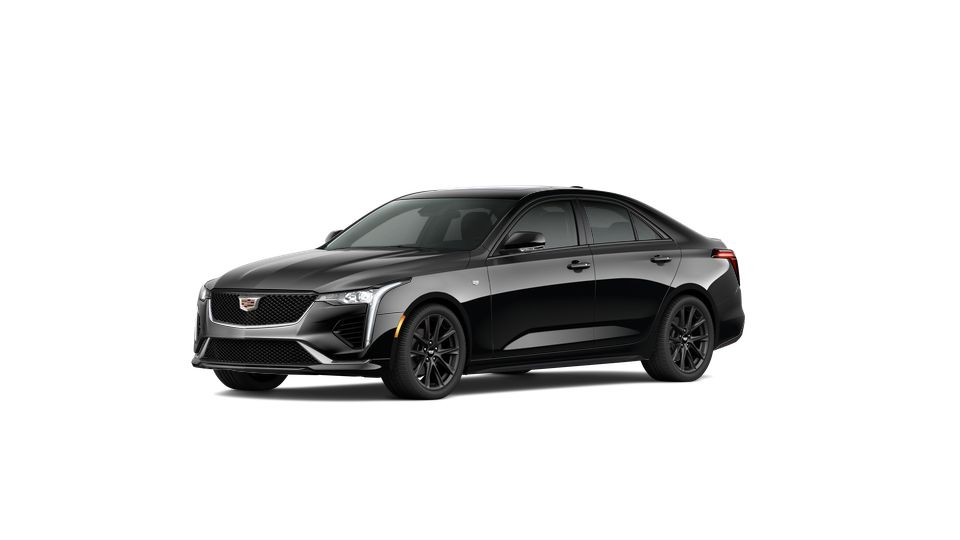 New 2021 Cadillac CT4 Sport All Wheel Drive Sedan