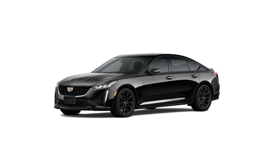 <h4>New 2021 Cadillac CT5</h4>