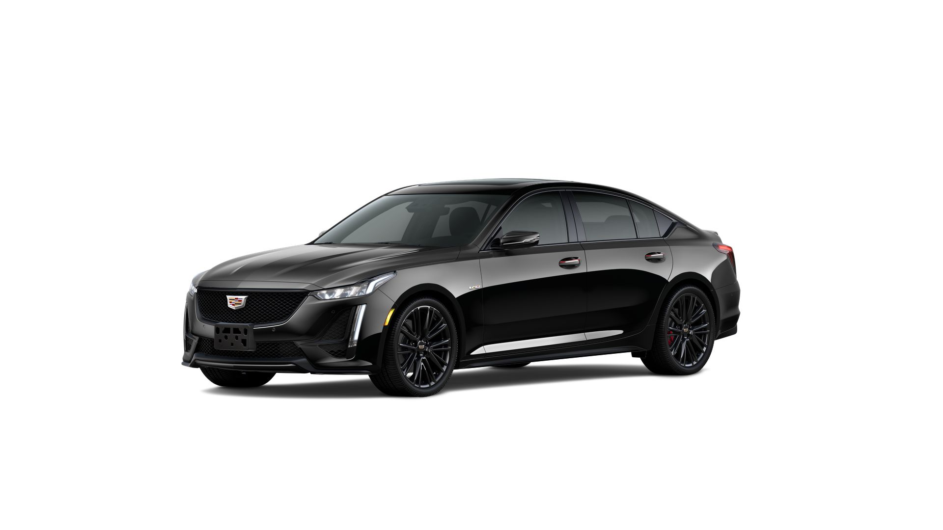 New 2021 Cadillac CT5 V-Series Sedan in Salt Lake City # ...