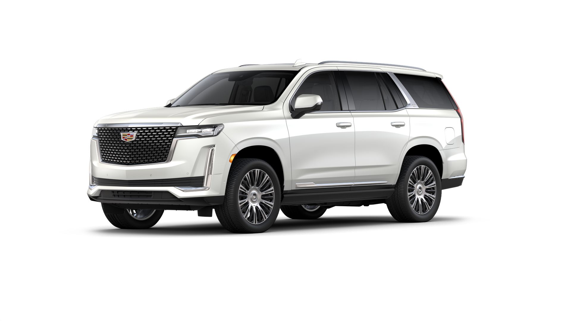 New 2021 Cadillac Escalade Premium Luxury
