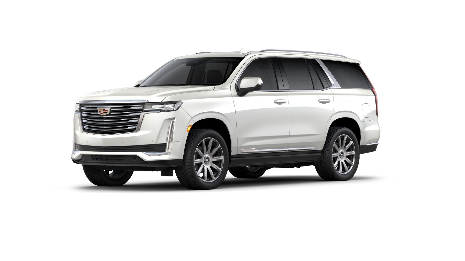 New 2021 Cadillac Escalade Premium Luxury Platinum