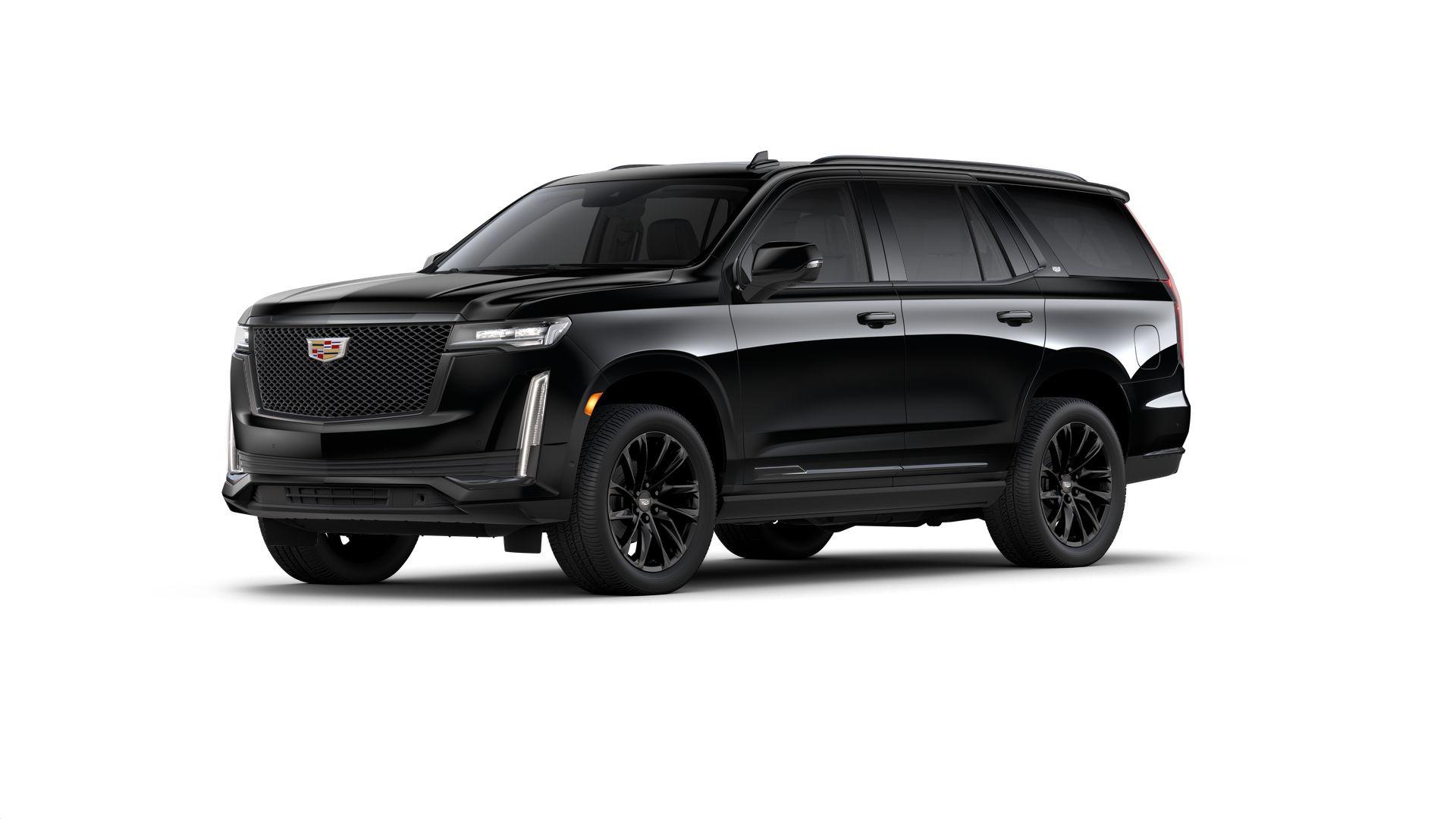 New 2021 Cadillac Escalade Sport Platinum SUV in Fort ...