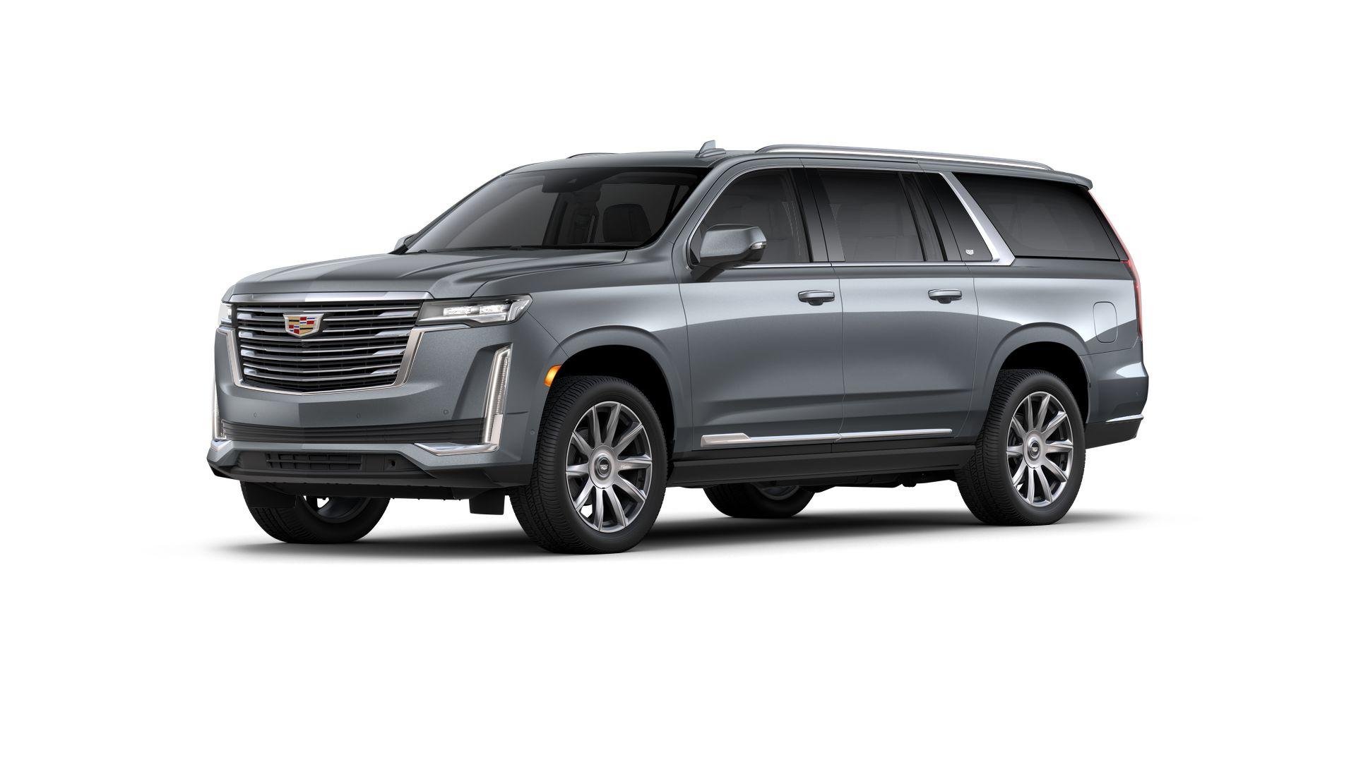 new 2021 cadillac escalade esv premium luxury platinum suv