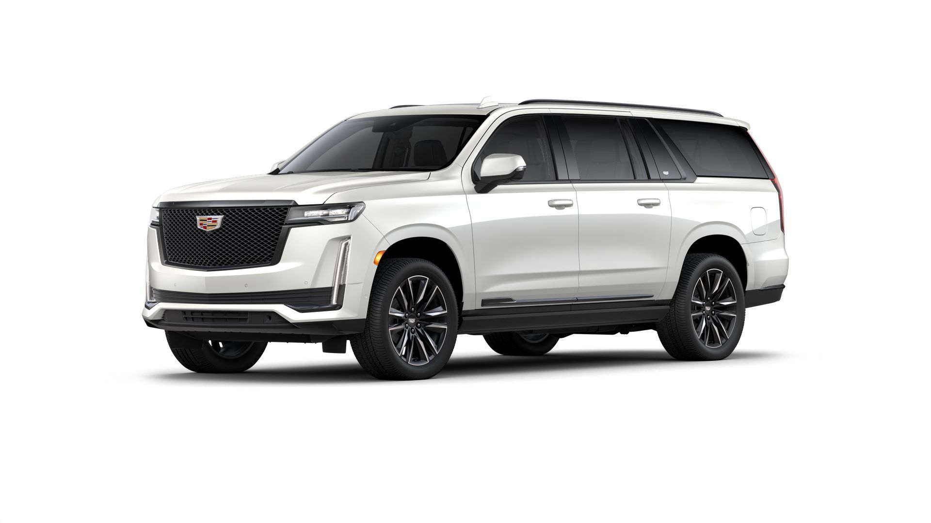New 2021 Cadillac Escalade ESV Sport Platinum FOUR WHEEL DRIVE SUV