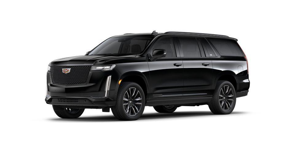 New 2021 Cadillac Escalade Esv Sport Platinum Suv In Lexington C221385 Quantrell Cadillac Inc