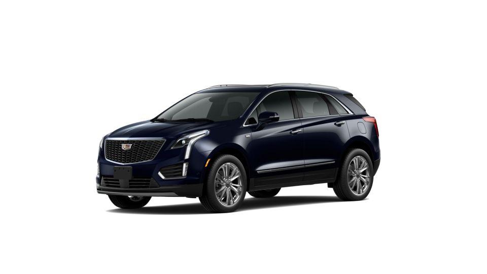 New 2021 Cadillac XT5 Premium Luxury