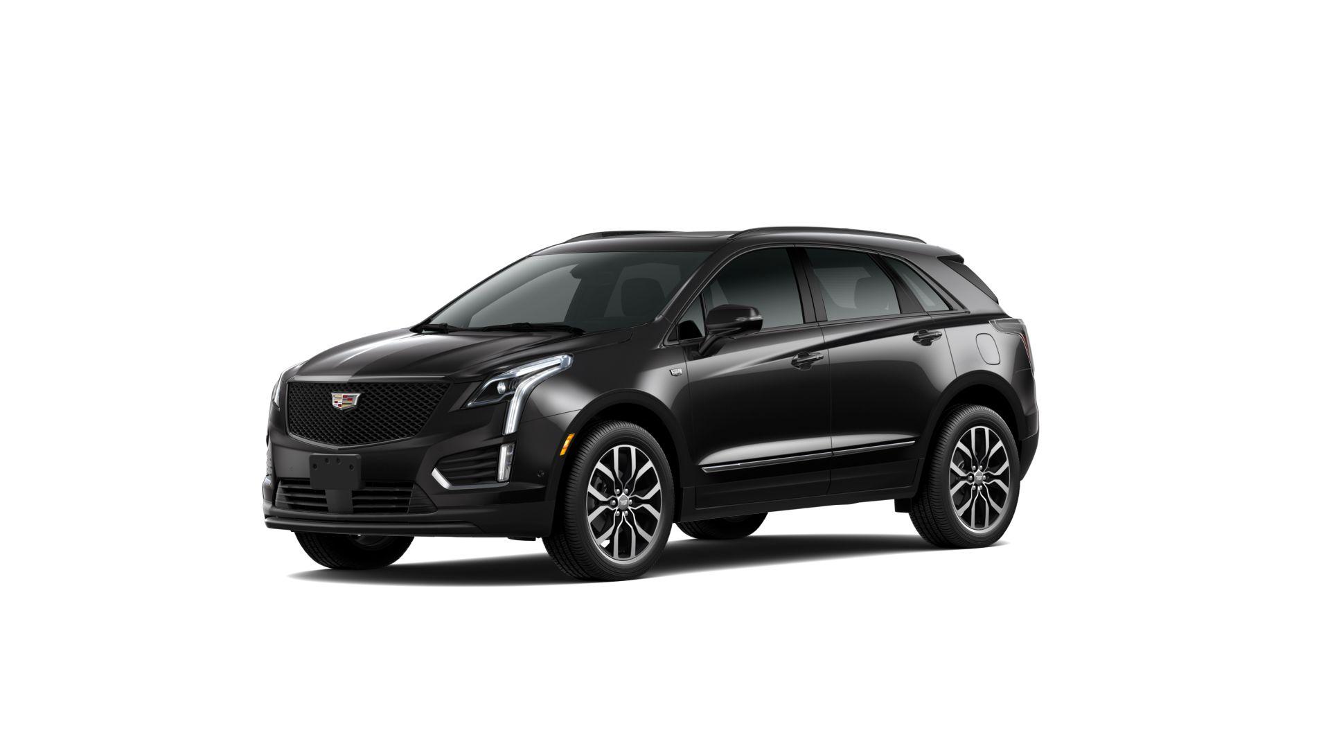 New 2021 Cadillac XT5 Sport SUV in Kansas City #N128809 ...