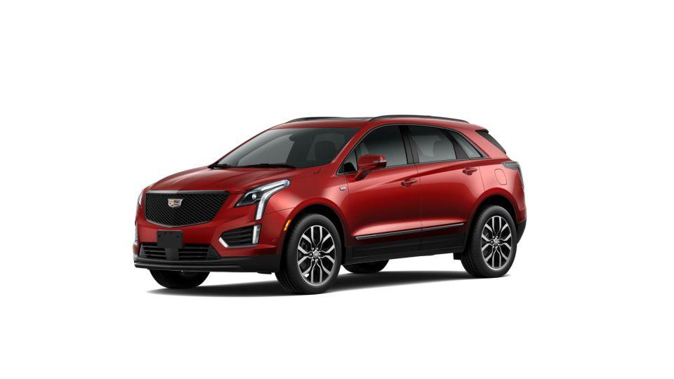 New 2021 Cadillac XT5 Sport