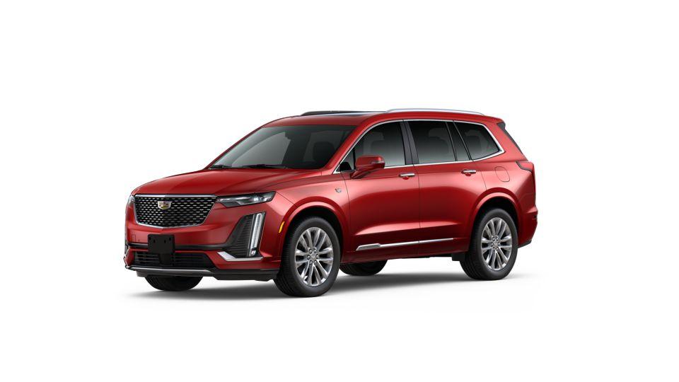 New 2021 Cadillac XT6 Premium Luxury