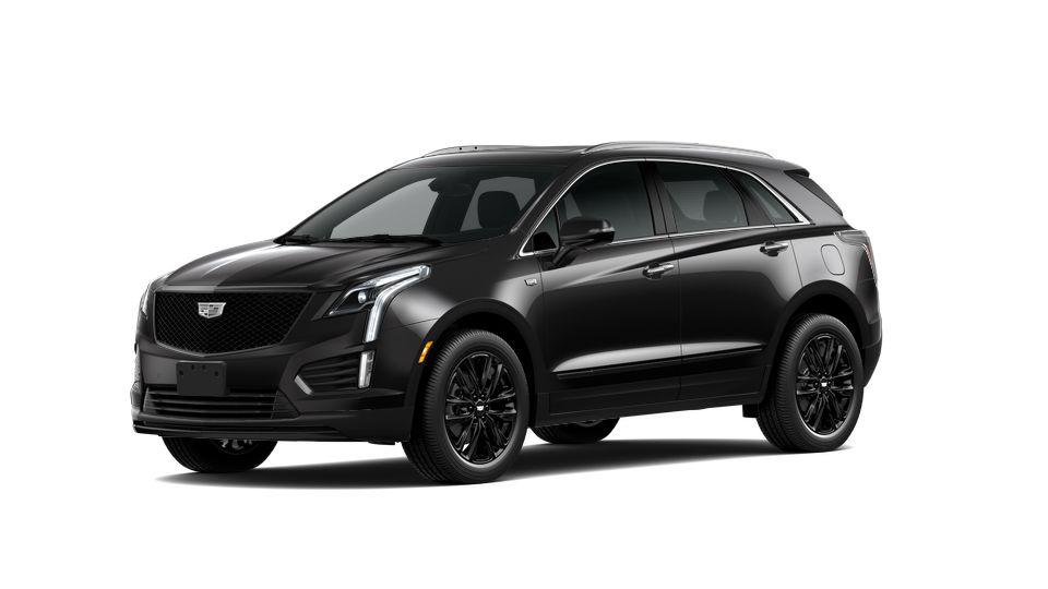 <h4>New 2021 Cadillac XT5</h4>